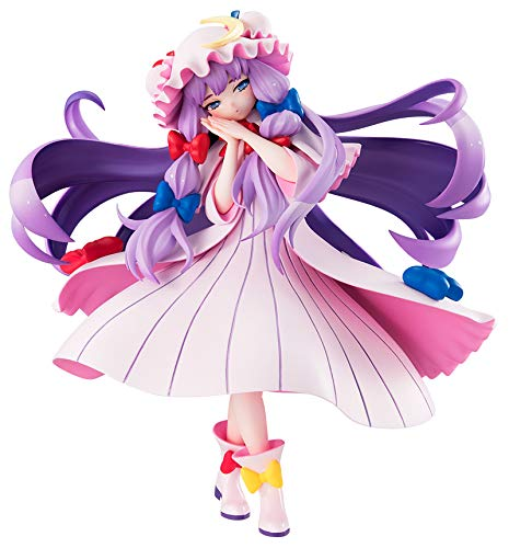 "Furyu 6.3"" Touhou Project Patchouli Knowledge Premium Figure - Super Anime Store FREE SHIPPING FAST SHIPPING USA"