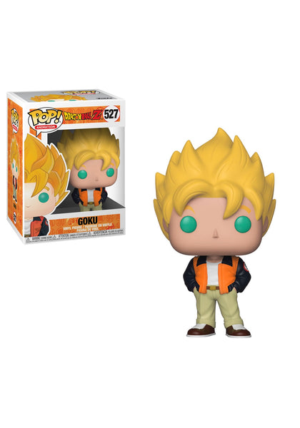 Funko POP 527 Anime: Dragon Ball Z Goku Figure Super Anime Store