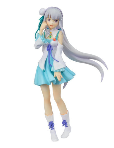 Re: Zero Sega Starting Life in Another World: Emilia Premium Figure - Super Anime Store FREE SHIPPING FAST SHIPPING USA