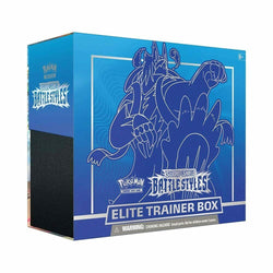 Pokémon TCG: Sword & Shield—Battle Styles Elite Trainer Box Urshifu Blue Super Anime Store