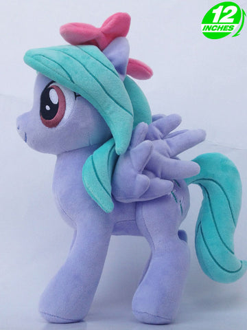 "My Little Pony Flitter Plush Doll 12"" - Super Anime Store FREE SHIPPING FAST SHIPPING USA"