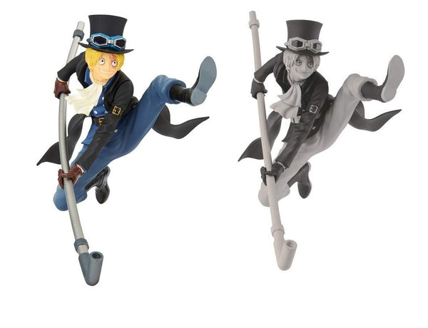 Banpresto One Piece BWFC Modeling King 2 vol.8 Sabo Figure Color Version - Super Anime Store FREE SHIPPING FAST SHIPPING USA