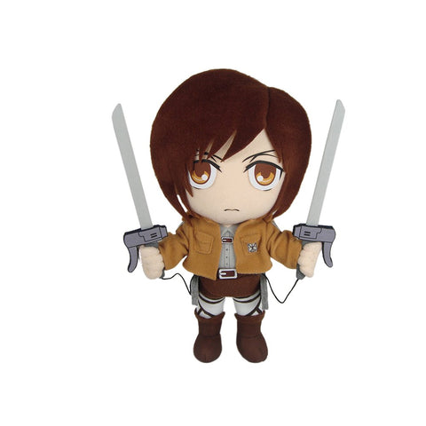 "Great Eastern Attack on Titan 10"" Sasha Blouse Plush - Super Anime Store FREE SHIPPING FAST SHIPPING USA"