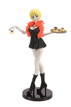 "Banpresto One Piece Scultures BIG 3 Volume 4 8.2"" Victoria Cindry Action Shindolly Figure - Super Anime Store FREE SHIPPING FAST SHIPPING USA"