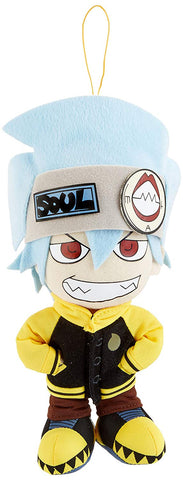 "Great Eastern Soul Eater Soul Evans 10"" Plush Doll - Super Anime Store FREE SHIPPING FAST SHIPPING USA"