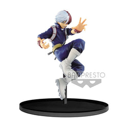 My Hero Academia Banpresto Figure Colosseum Vol.3 - Shoto Todoroki - Super Anime Store FREE SHIPPING FAST SHIPPING USA