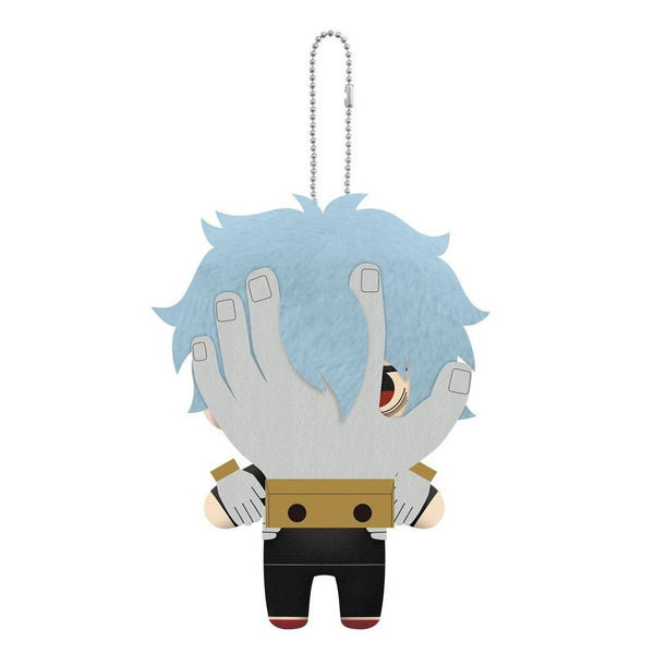 "Little Buddy My Hero Academia Tomura Shigaraki Plush Dangler 6"" - Super Anime Store FREE SHIPPING FAST SHIPPING USA"