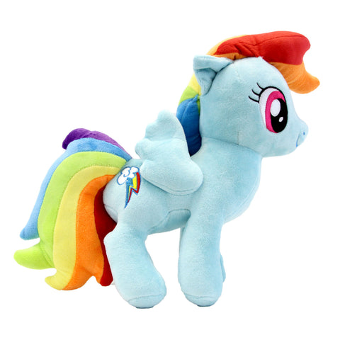 My Little Pony Rainbow Dash Plush Doll - Super Anime Store FREE SHIPPING FAST SHIPPING USA