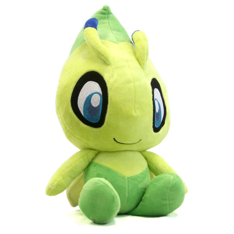 Celebi 12 Inches Plush Doll - Super Anime Store FREE SHIPPING FAST SHIPPING USA