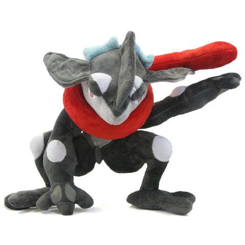 Shiny Greninja Plush Doll - Super Anime Store FREE SHIPPING FAST SHIPPING USA