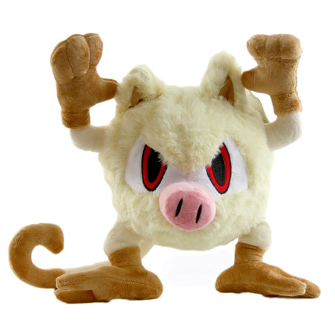 Mankey Plush Doll - Super Anime Store FREE SHIPPING FAST SHIPPING USA