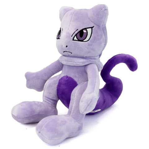 Mewtwo Plush Doll - Super Anime Store FREE SHIPPING FAST SHIPPING USA