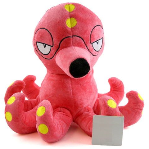 Octillery Plush Doll - Super Anime Store FREE SHIPPING FAST SHIPPING USA