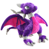 The Legend of Spyro The Dragon Cynder 12 Inches Plush Doll - Super Anime Store FREE SHIPPING FAST SHIPPING USA