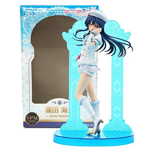 Love Live School Idol Project Umi Sonoda Snow Halation Figure - Super Anime Store FREE SHIPPING FAST SHIPPING USA