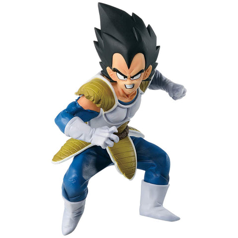 Banpresto Vegeta Dragonball Z x World Figure Colosseum Statue Figure - Super Anime Store FREE SHIPPING FAST SHIPPING USA