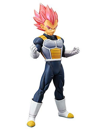 Banpresto Super Saiyan God Vegeta: Dragonball Super - Broly x Cyokoku Buyuden Figure - Super Anime Store FREE SHIPPING FAST SHIPPING USA