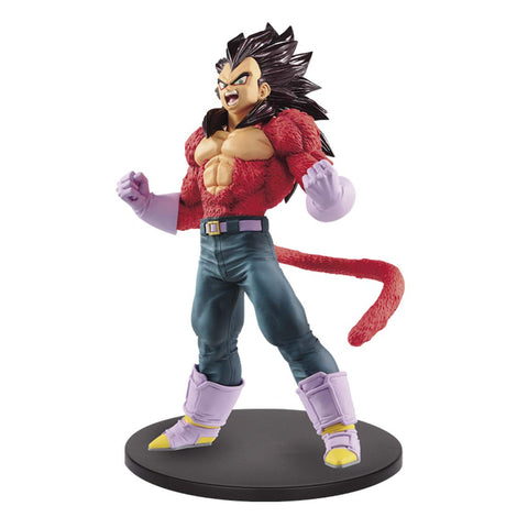 Banpresto Dragon Ball GT Blood of Saiyans Special 4 Vegeta SS4 Figure - Super Anime Store FREE SHIPPING FAST SHIPPING USA