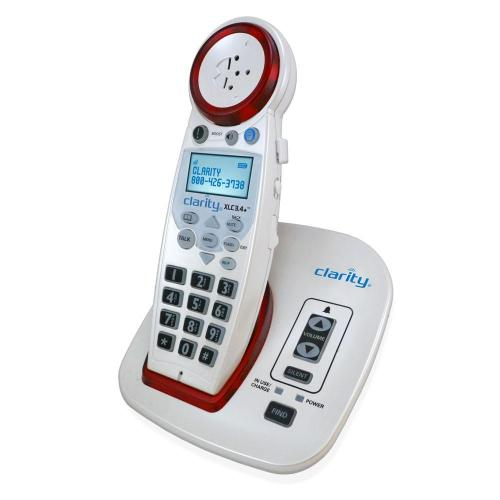 Clarity XLC3.4+ Dect 6.0 Amplified Telephone