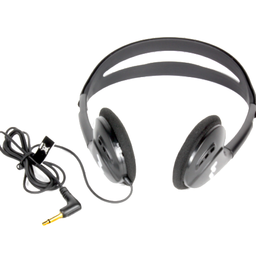 Pocketalker HED 021 Mono Folding Headphones