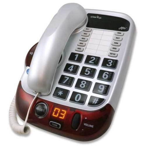 Clarity Alto Corded Phone