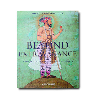 Individual Product - BEYOND EXTRAVAGANCE DESIGNER BOOK