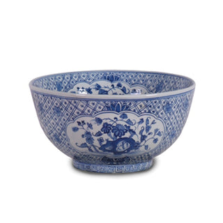 Individual Product - BLUE & WHITE PORCELAIN BOWL