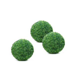 Individual Product - BOXWOOD TOPIARY SPHERE SET