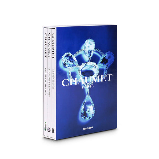 Individual Product - CHAUMET SLIP CASE - PHOTOGRAPHY, ART, FETES - SET OF 3