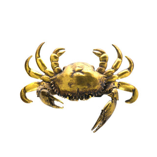 Individual Product - CRAB SCULPTURE IN GOLD