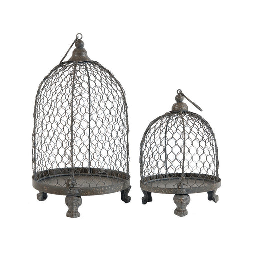 Individual Product - DECORATIVE WIRE DOMES