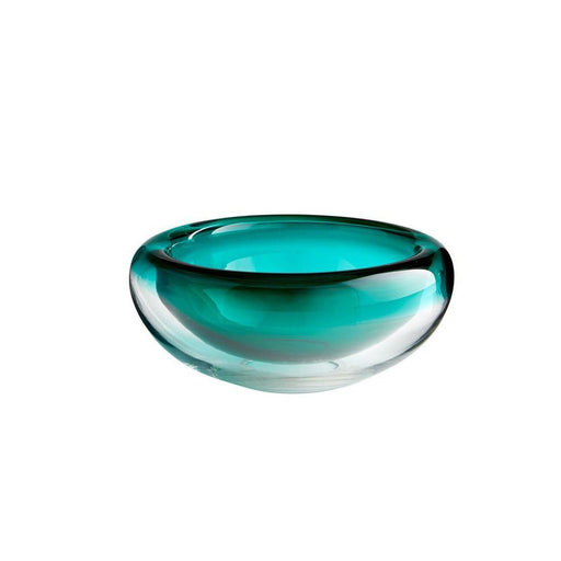 Individual Product - EMERALD GREEN GLASS BOWL