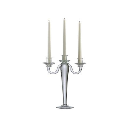 Individual Product - GLASS CANDELABRA
