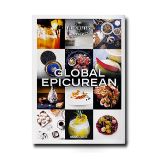 Individual Product - GLOBAL EPICUREAN DESIGNER BOOK