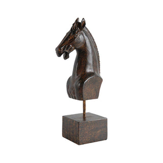 Individual Product - HORSE SCULPTURE ON STAND