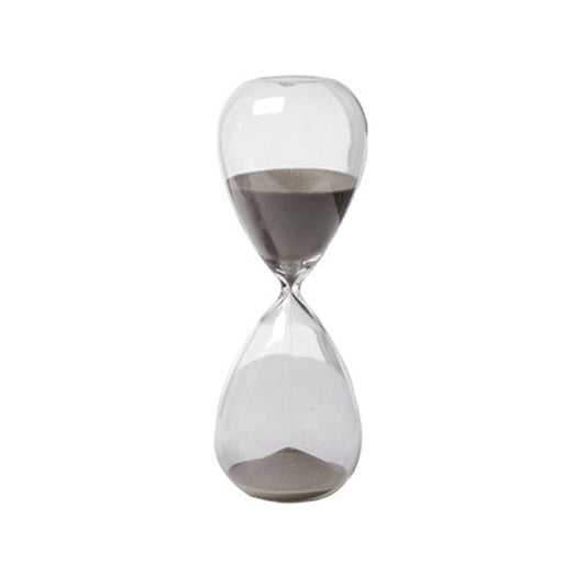 Individual Product - HOURGLASS WITH GRAY SAND