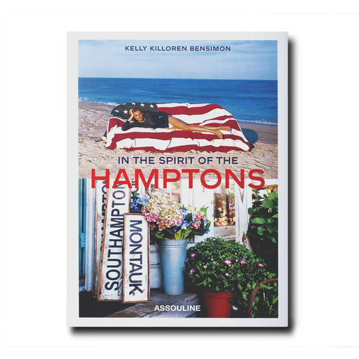 Individual Product - IN THE SPIRIT OF THE HAMPTONS BOOK
