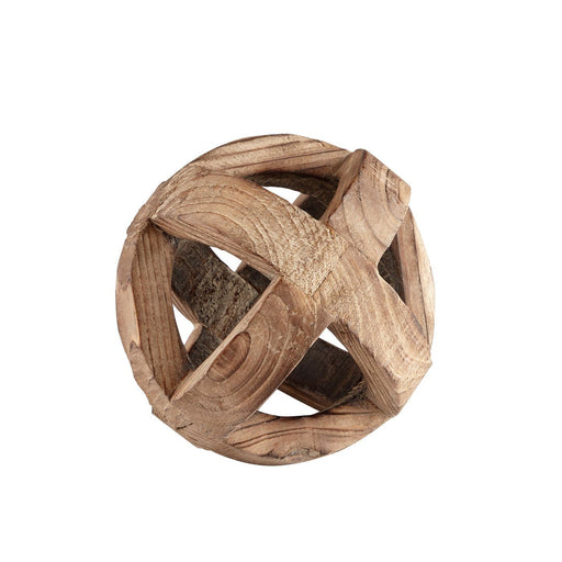 Individual Product - NATURAL WOOD SPHERE