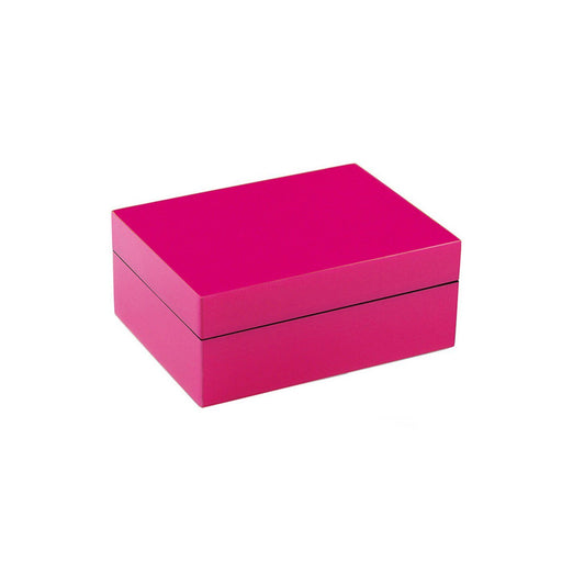 Individual Product - PINK LACQUER KEEPSAKE BOX