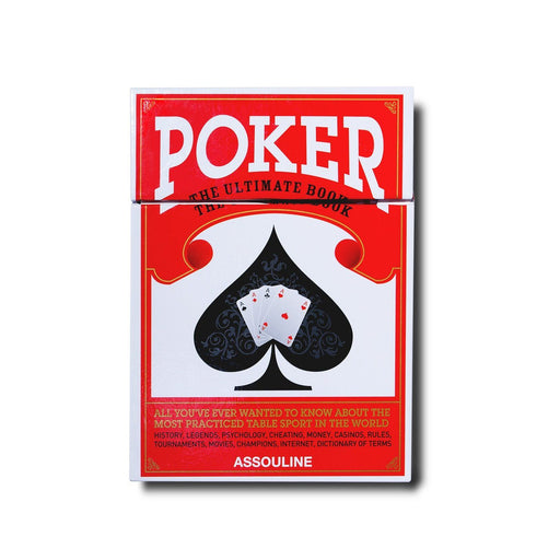 Individual Product - POKER DESIGNER BOOK