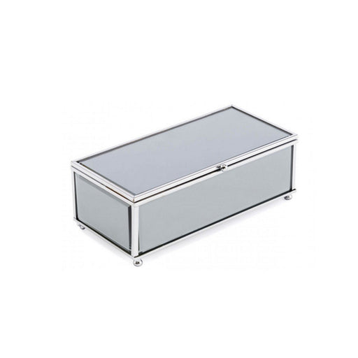 Individual Product - SILVER MIRRORED BOX
