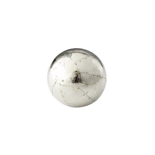 Individual Product - STEEL WITH BRASS NAILHEAD FILLER SPHERE - SMALL