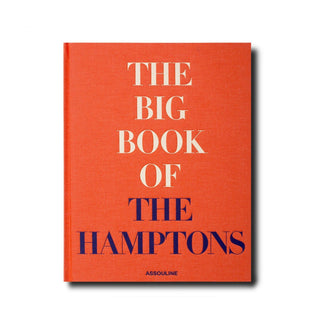 Individual Product - THE BIG BOOK OF THE HAMPTONS