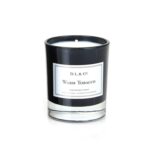 Individual Product - WARM TOBACCO CANDLE
