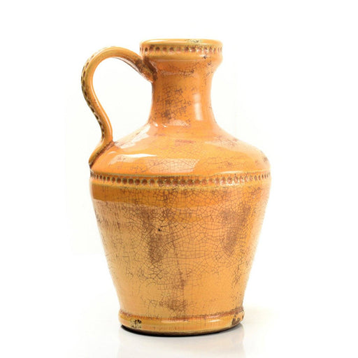 Individual Product - YELLOW MARKET VASE