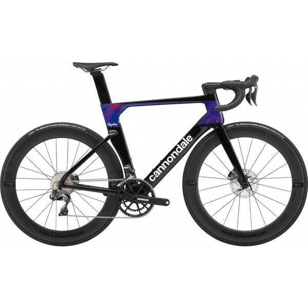Bicicleta Cannondale SYSTEMSIX CARBON Ultegra DI2 EF Pro Cycling Team - Transvision Bike