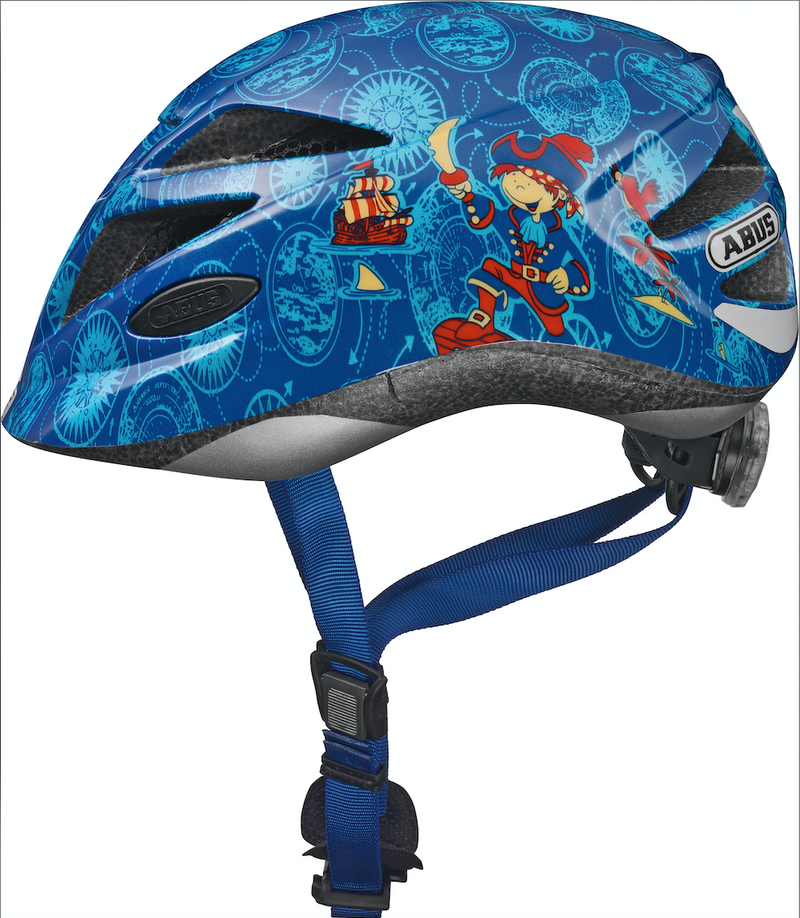 Casco Abus Pirate S - Transvision Bike