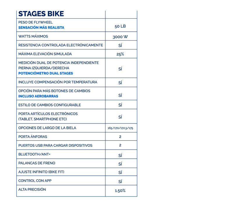 SMART BIKE SB20 STAGES - Transvision Bike