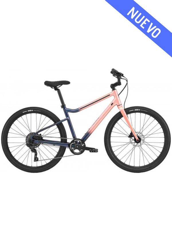 Bicicleta Cannondale Treadwell 2 WOW T.SM - Transvision Bike