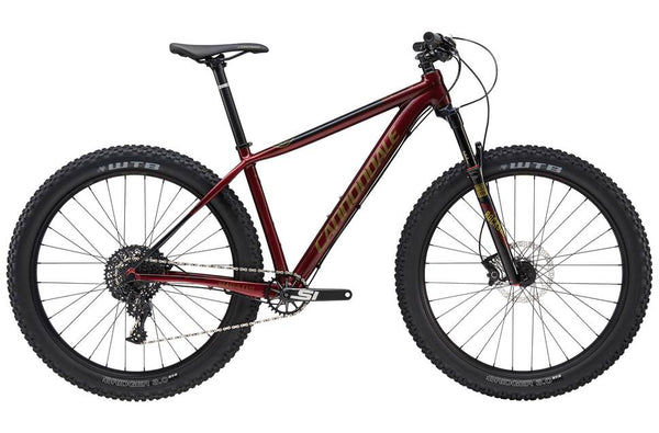 Bicicleta Cannondale Beast Of The East T.M